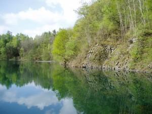 Steinbruch Bennau