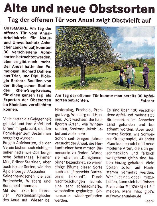 Lokal Anzeiger 29.10.2014