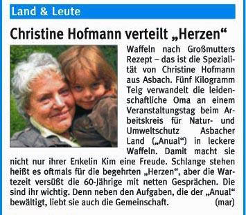 Rhein-Zeitung 27.6.2008