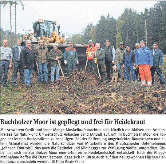 Rhein-Zeitung 27.10.2009
