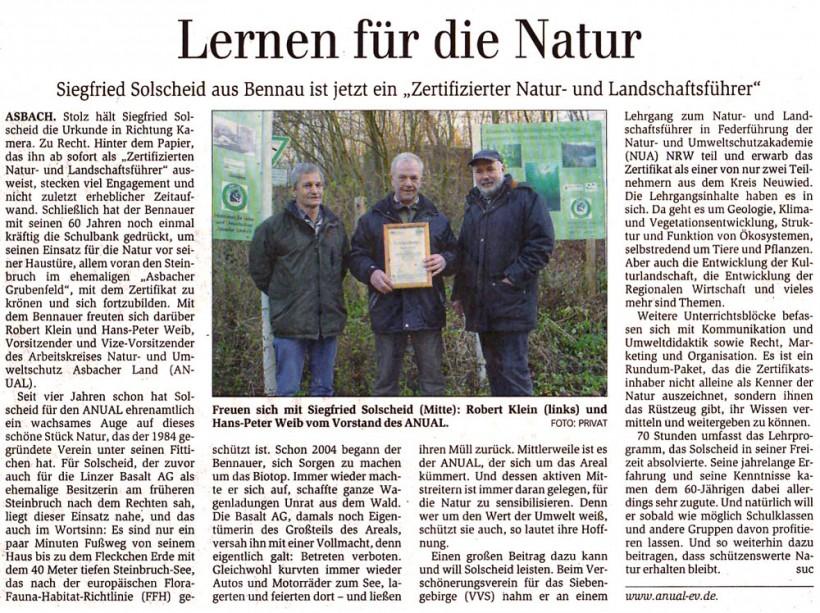 General-Anzeiger 24.12.2011