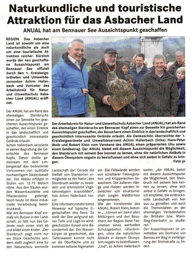Lokal-Anzeiger 16.05.2012