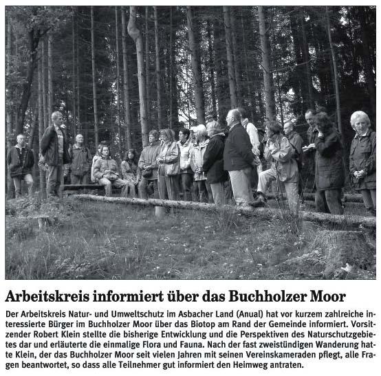 Rhein-Zeitung 15.9.2007