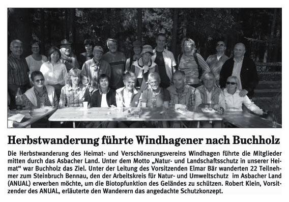 Rhein-Zeitung 13.10.2007