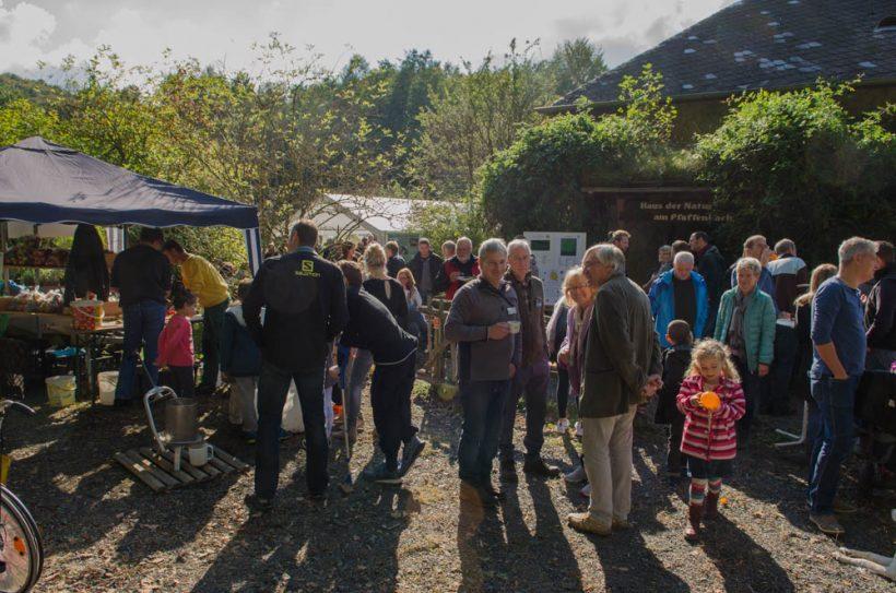 Tag der offenen Tür am »Haus der Natur am Pfaffenbach« 2017