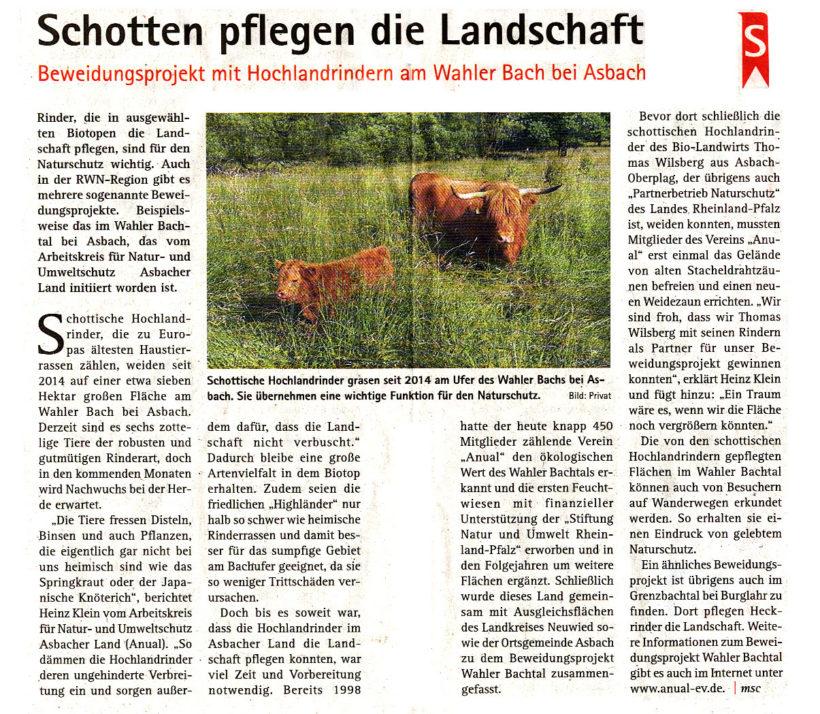 Rhein-Westerwald-News vom 15.4.2017