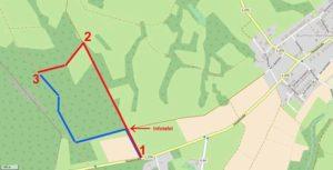 Arbeitsaktion im Buchholzer Moor Plan
