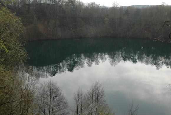 Eröffnung des Aussichtspunktes Bennauer See