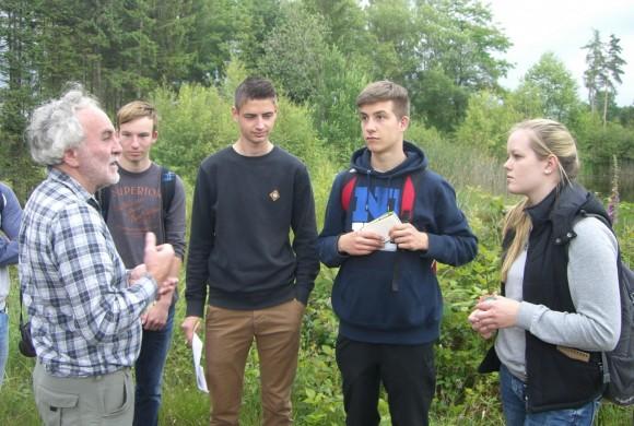 Tag der Artenvielfalt auf dem Segelflugplatz Eudenbach und im Buchholzer Moor