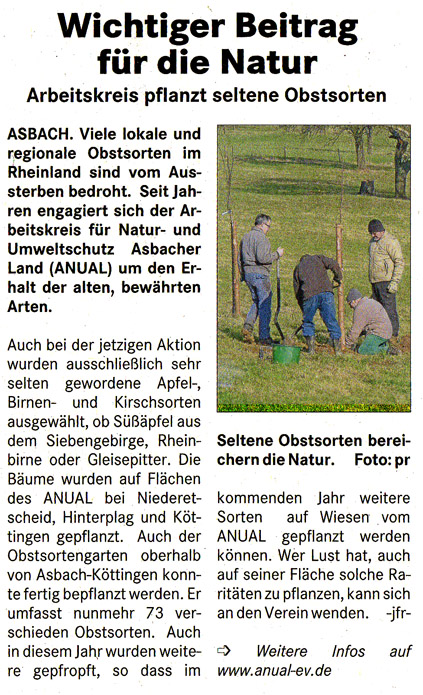 Lokal Anzeiger 25.02.2015