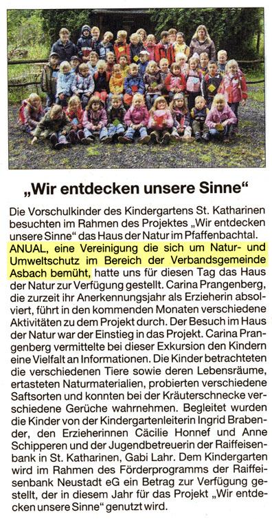 Lokal-Anzeiger 22.10.2008