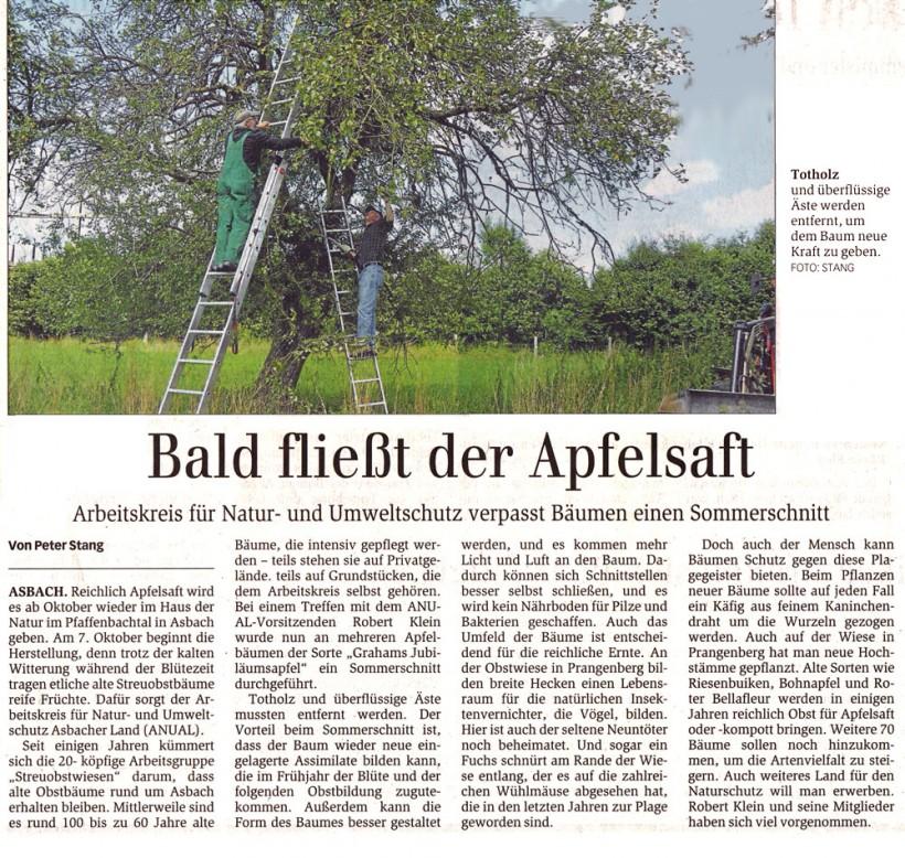 General-Anzeiger 25.08.2012
