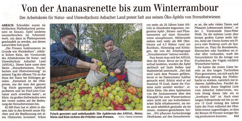 General-Anzeiger 10.10.2012