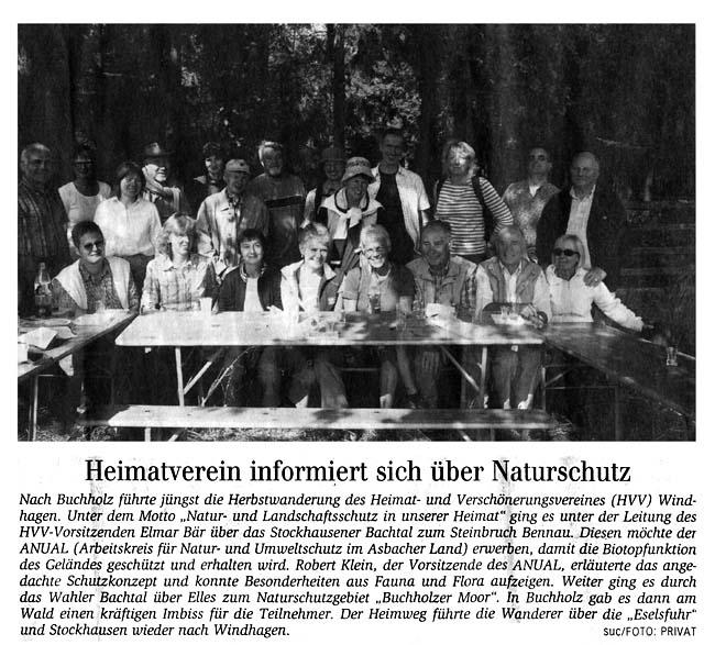 General-Anzeiger 22./23.9.2007