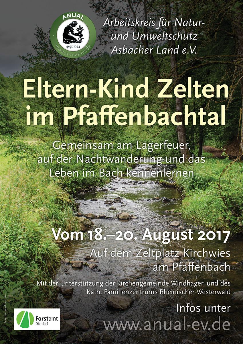Familienzelten im Pfaffenbachtal 2017