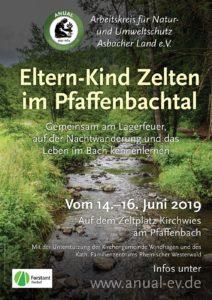 Zelten am Pfaffenbach 2019