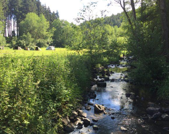 Live aus Kirchwies vom Pfaffenbach