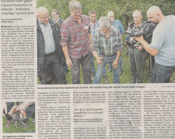 Rhein Zeitung 20.08.2019
