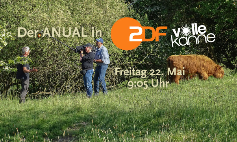 Der ANUAL im ZDF volle Kanne