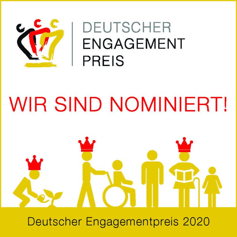 Wir sind nominiert!